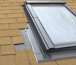 Flashings For Thin, Flat Roof Coverings ESV, ESJ