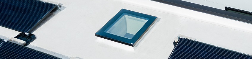 Flat Roof Skylights and Hatches - FAKRO USA