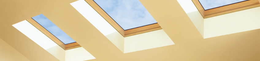 Premium Deck Mounted Venting Skylight FV - FAKRO USA