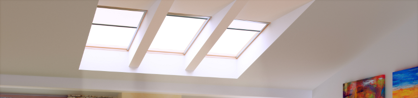 Deck mounted fixed skylight FX - FAKRO
