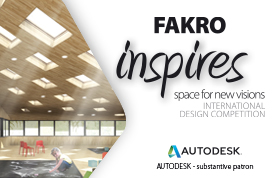 FAKRO inspires - space for new visions 2016