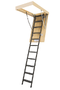 FAKRO attic ladders were built to provide an easy and safe access to the space in the attic - FAKRO