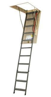 Metal Attic Ladders Lml Lux Lmp Lms Fakro Usa