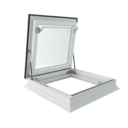 Flat roof access skylight DRF