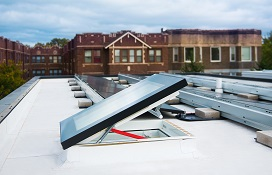 Flat Roof Access Skylight