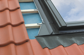 Type EH-A, EH/A-A for high-profiled roofing materials