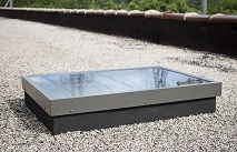 Curb Mounted Skylight